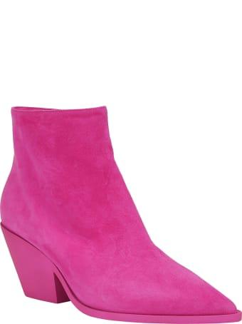 Casadei Malleolo Boots