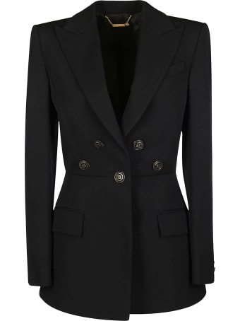 Givenchy Black Wool Blazer