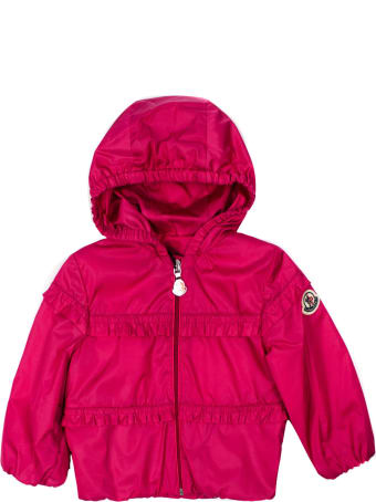 Moncler Fuchsia High Tech Jacket