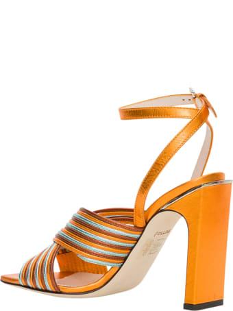 Pollini Heeled Sandals