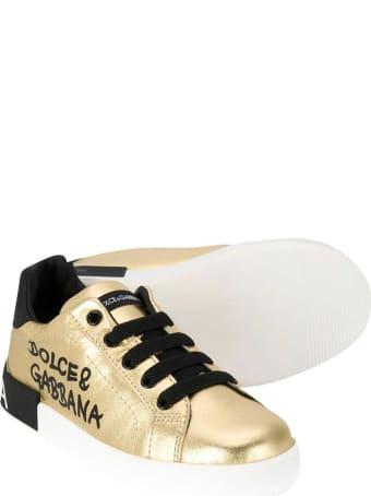 Dolce & Gabbana Portofino Sneakers Teen .