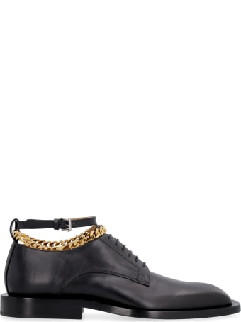 Jil Sander Leather Lace-up Shoes