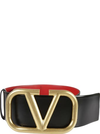 Valentino Garavani Reversible Buckle Belt