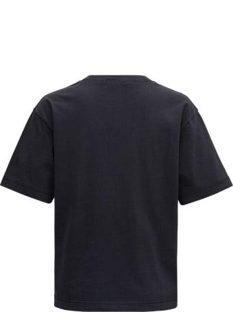 Acne Studios Edie Stamp Short Sleeves Tee