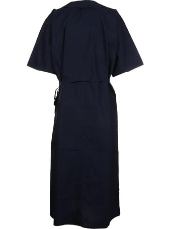 Sofie d'Hoore Sslv Wrap Around  Wavy Detail On Skirt