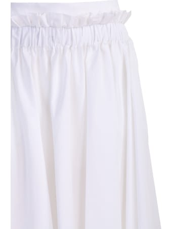 Bagutta cotton skirt