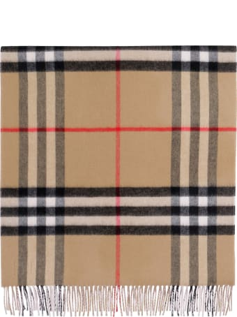 Burberry Double-face Cashmere Scarf