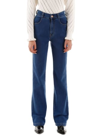 See by Chloé High Waisted Jeans