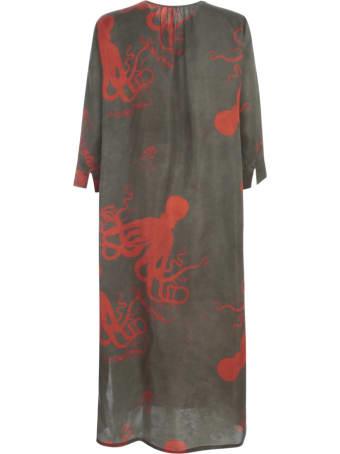 Uma Wang Ardal Sleeveless Long Dress