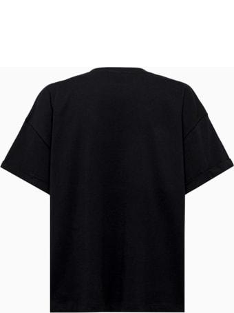Stella Jean Heart Print T-shirt Te0612550995