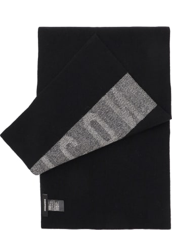 Dsquared2 Icon Knit Scarf