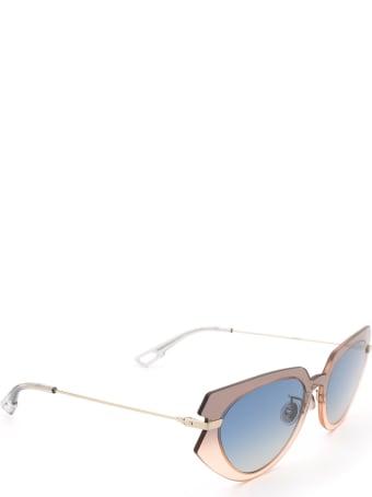 Dior Dior Diorattitude2 Pink Sunglasses