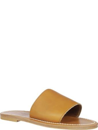 K.Jacques Classic Flat Sandals
