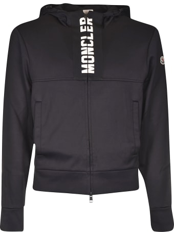 Moncler Hooded Zipped Jacket