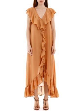 Mes Demoiselles Cumbre Ruffled Dress