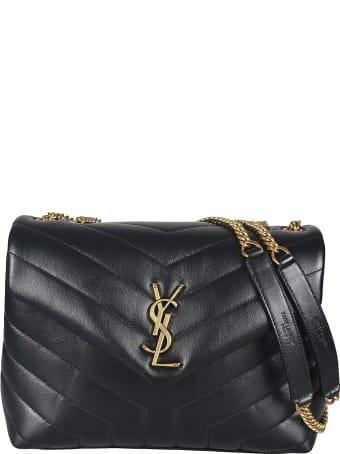 Saint Laurent Ming Loulou Small Shoulder Bag