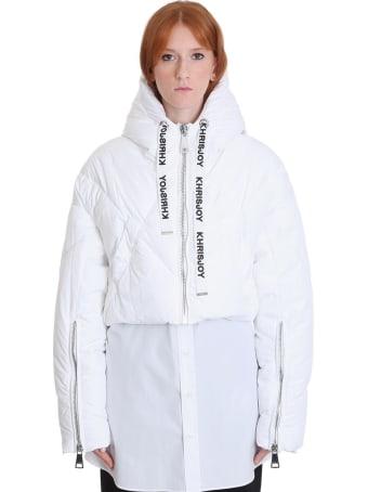 Khrisjoy Clothing In White Polyester