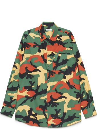 Valentino 'camouflage' Shirt