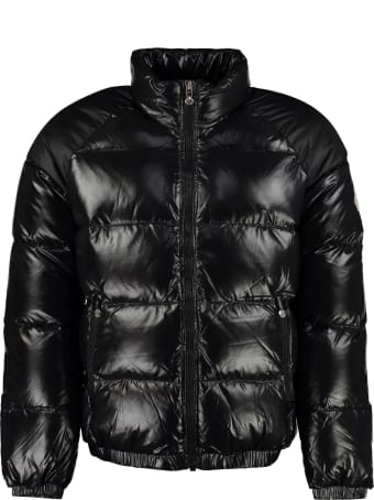 Pyrenex Hooded Short Down Jacket