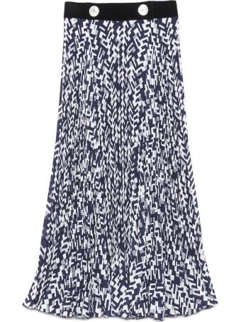 Prada 'pattern' Skirt