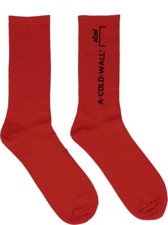 A-COLD-WALL Socks