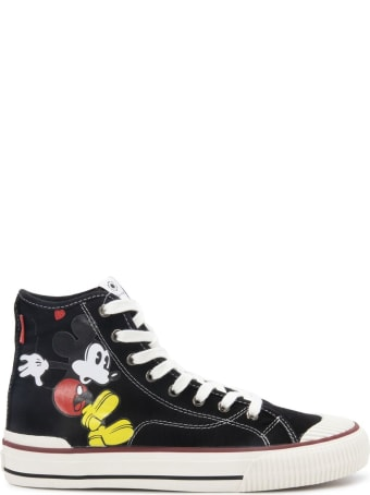 M.O.A. master of arts Mickey Mouse Sneakers