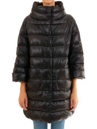 Herno Nylon Down Jacket Nero