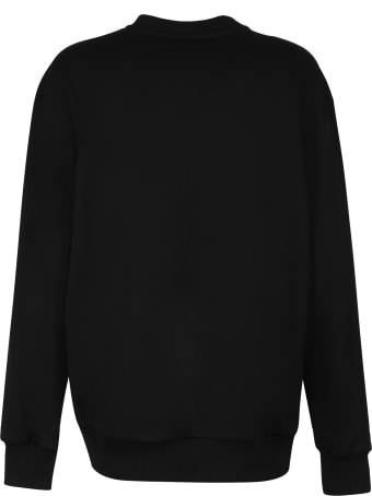 Dolce & Gabbana Cotton Crew-neck Sweatshirt