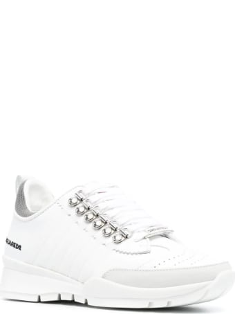 Dsquared2 Woman White 251 Sneakers