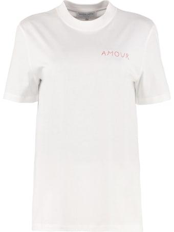 Maison Labiche Oversize Cotton T-shirt