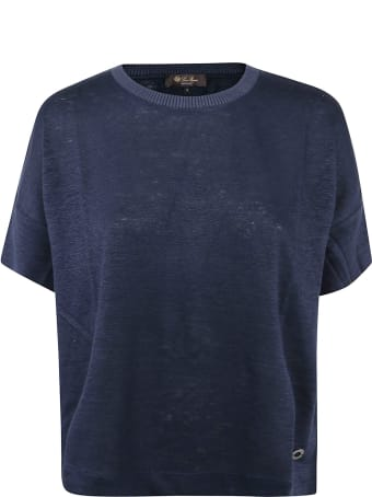 Loro Piana Ribbed Top