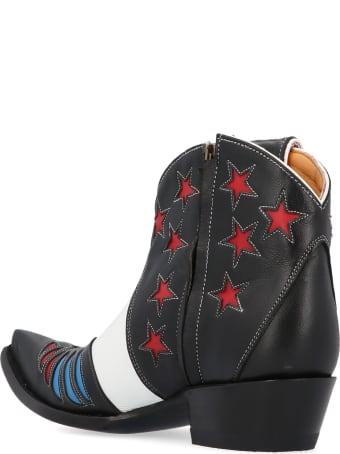 Jessie Western Shoes