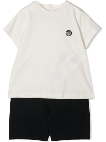 Emporio Armani T-shirt And Shorts Set