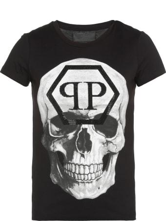 Philipp Plein T-shirt With Skull