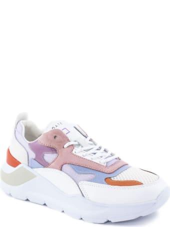 D.A.T.E. Fuga Low Top Sneaker