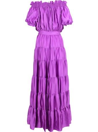 Amen Acetate Dress