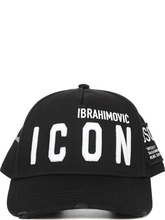 Dsquared2 D2 X Ibra Caps