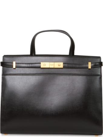Saint Laurent Manhattan Small Top- Hand Bag