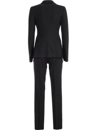 Tagliatore Suit Single Breasted W/slits