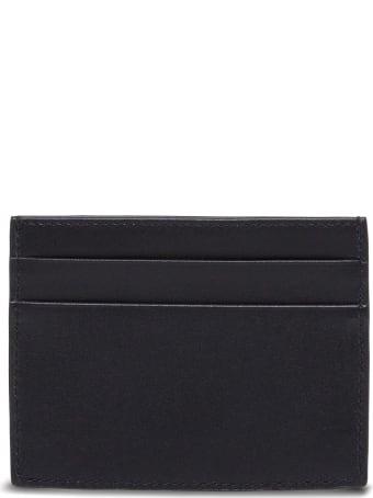 Dolce & Gabbana Leather Card Holder With Logo