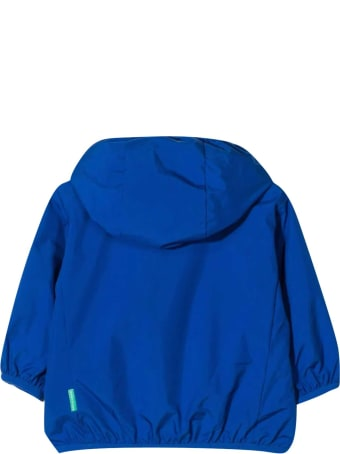 Save the Duck Kids Blue Waterproof Jacket