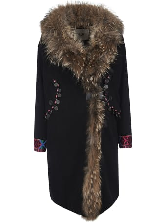 Bazar Deluxe Faux Fur Coat