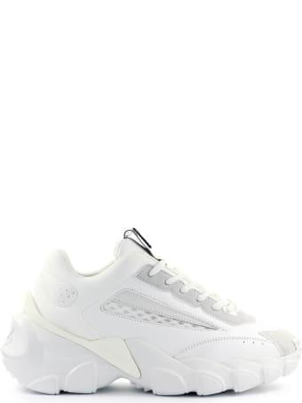 Fila Smasher Wmn White Sneaker