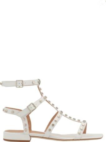 The Seller Leather Sandal