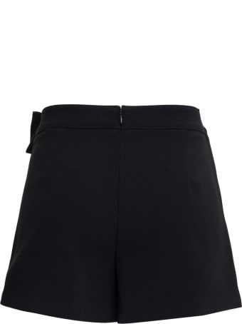 RED Valentino Divided Mid Skirt With Bow Detail