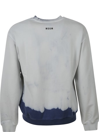 MSGM Back Logo Sweatshirt