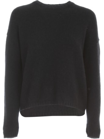 Nuur Boxy Round Neck Sweater
