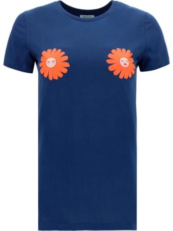Manoush Smiley Flower T-shirt