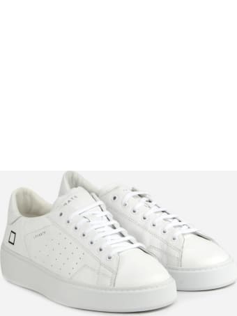 D.A.T.E. Levante Sneakers In Leather