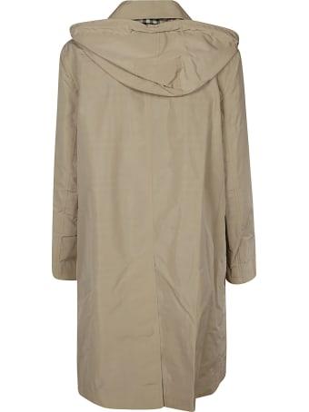 Burberry Hooded Long Coat